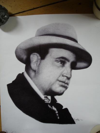 Al Capone por lordp0rnstar